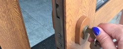 Brentford locks change